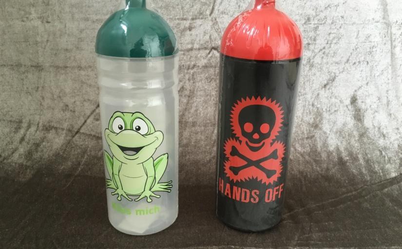 Gewinnspiel – Gewinne eine von zwei ISYbe-Trinkflaschen