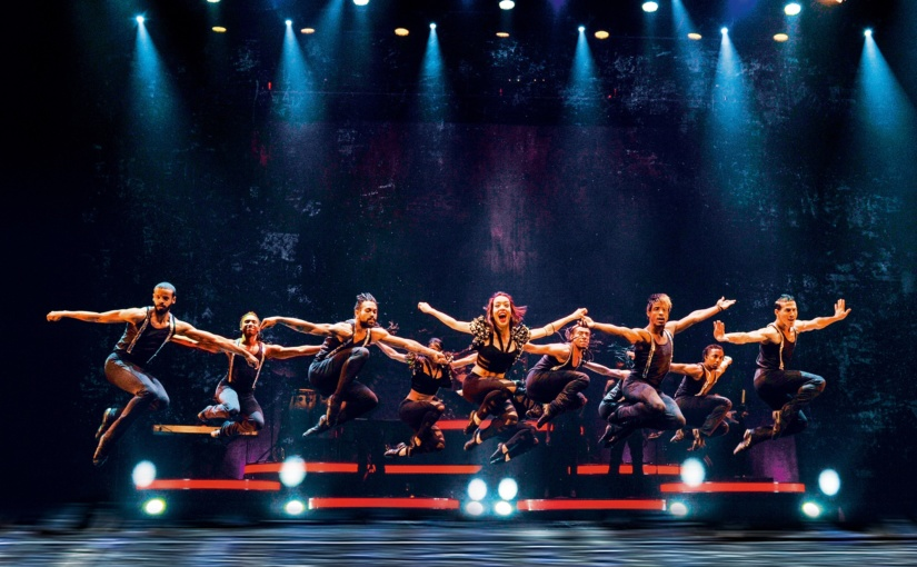 Ballet Revolución – Die weltweit gefeierte Tanzproduktion mit neuer Show zurück auf großer Tour