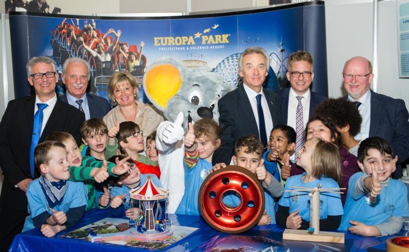 """Professor, Erfinder oder Entdecker – 12. """"Science Days für Kinder"""" im Europa-Park"""