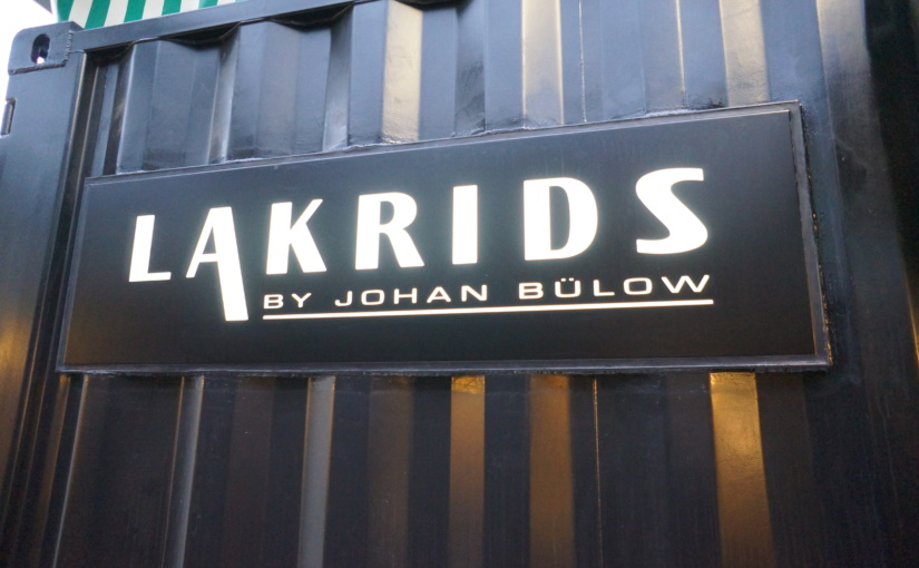 Die Welt der Lakrids by Johan Bülow