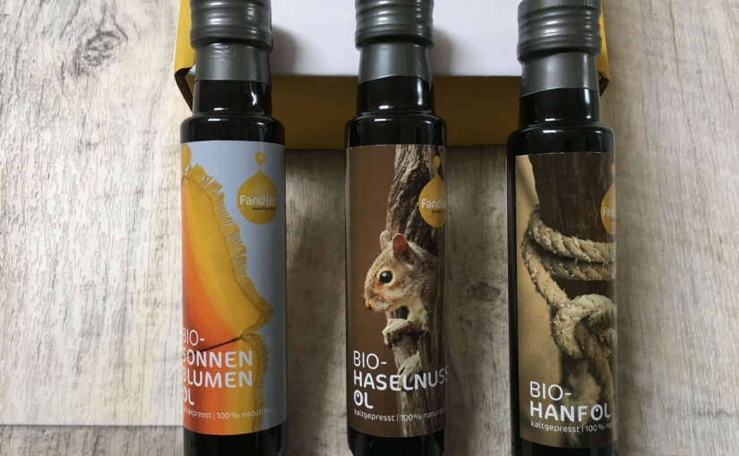 Produkttest – Bio-Öle der Fandler Ölmühle