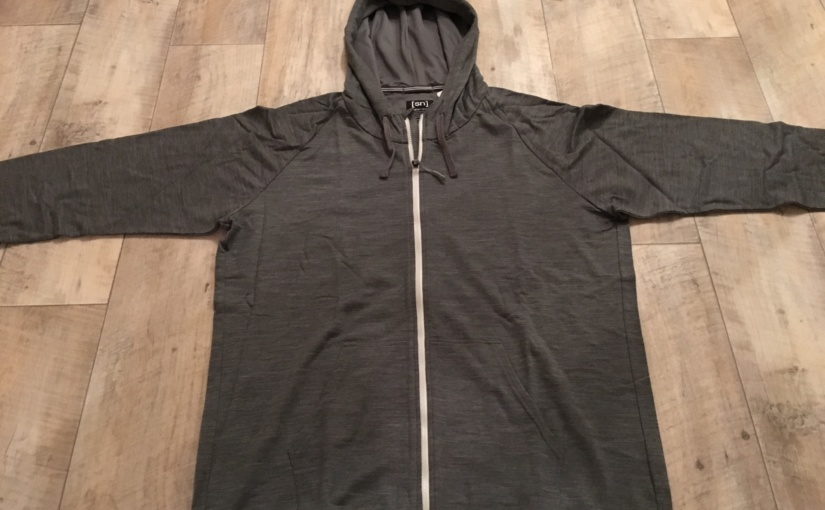 Produkttest – super.natural Hoody Tempo