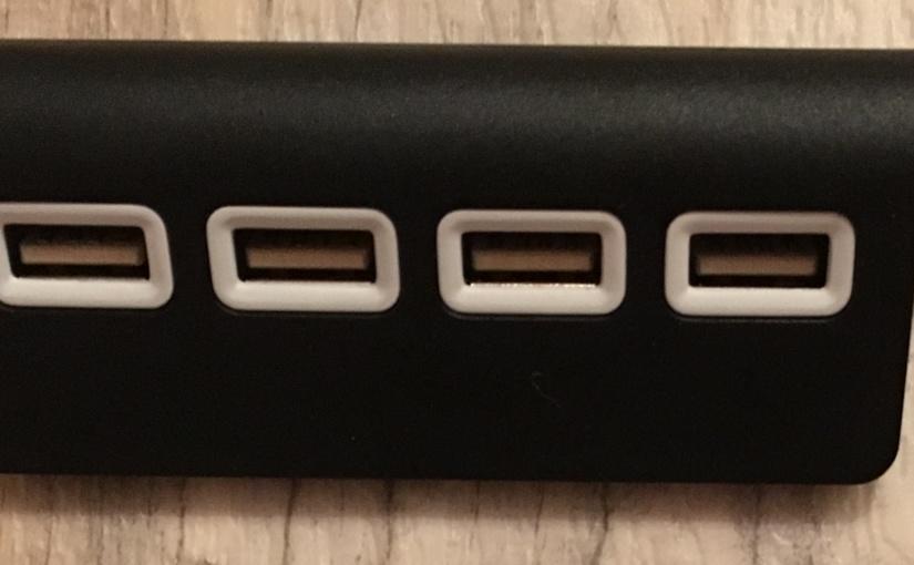 Produkttest – 4-fach USB-Hub von CSL