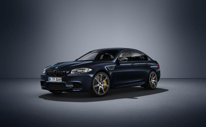 Es wird nur 200 geben: BMW M5 Competition Edition