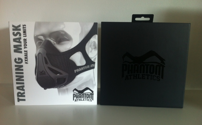 "Produkttest – Phantom Trainingsmaske, Short und T-Shirt ""STORM Camo"""