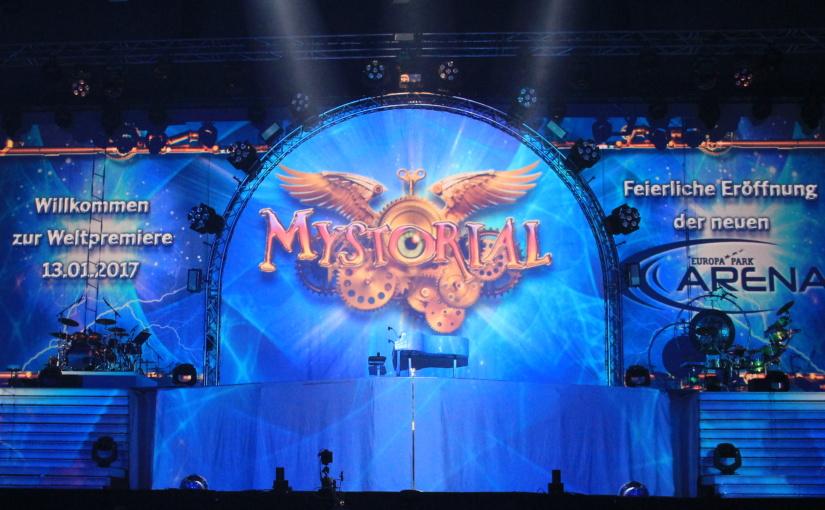 Mystorial Premiere im Europa-Park in Rust – 25 jähriges Bühnenjubiläum von DJ BoBo