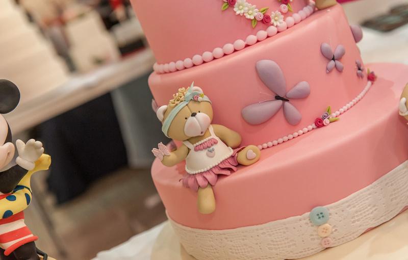 Das große Ereignis nicht nur für Tortenliebhaber: Cake & Bake Germany in den Westfalenhallen