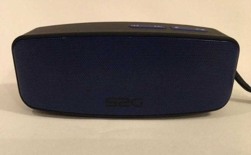 Produkttest und Gewinnspiel – Axess Stereo Box/ Radio von Sound2Go