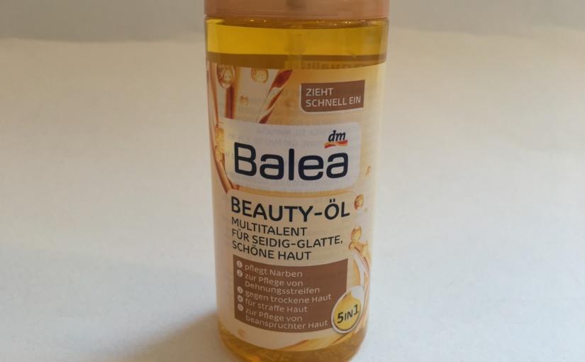 Produkttest – Beauty-Öl von dm