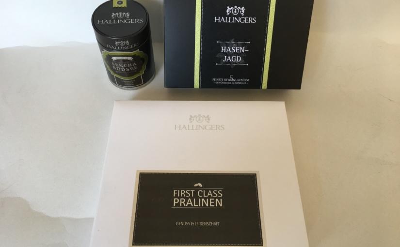 Produkttest – Produkte aus Hallingers Genuss Manufaktur