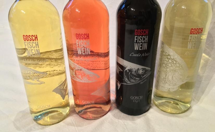 Produkttests – Gosch Fisch Weine vom Badischen Winzerkeller