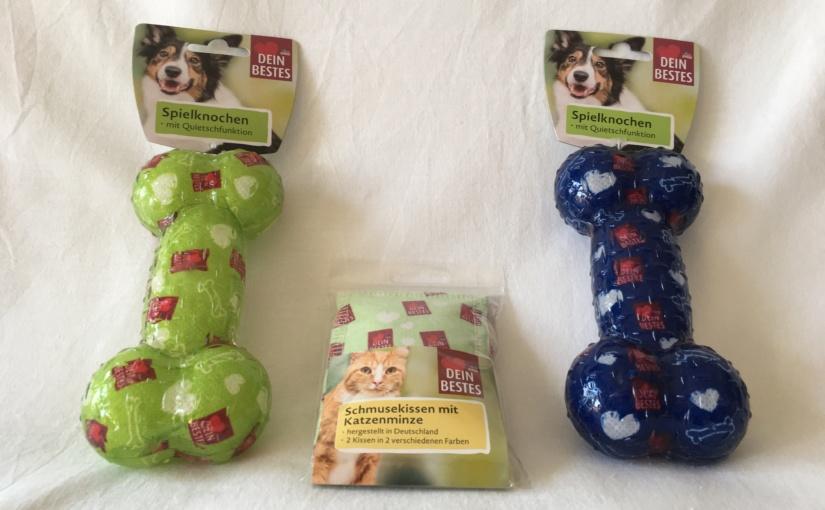 Produkttest – Dein Bestes Spielzeug für Hunde und Katzen