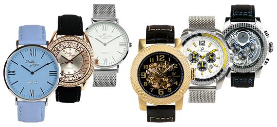 Gewinnspiel – Gewinne eine Uhr im Wert von maximal 150,- Euro aus dem Sortiment von der Otto Weitzmann AG