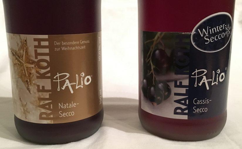 Produkttest –  Palio Natale- und Winter-Secco