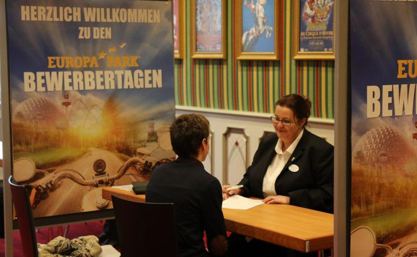 Deutschlands größter Freizeitpark sucht 400 neue Mitarbeiter für die Saison 2018