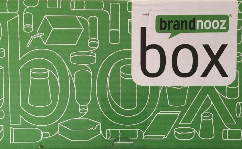 Produkttest/ Unboxing – brandnooz classic box Monat Februar 2018