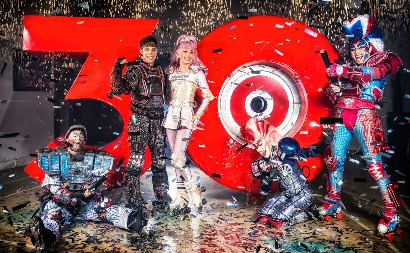 Glamouröse Jubiläumsshows: Starlight Express feiert 30. Geburtstag