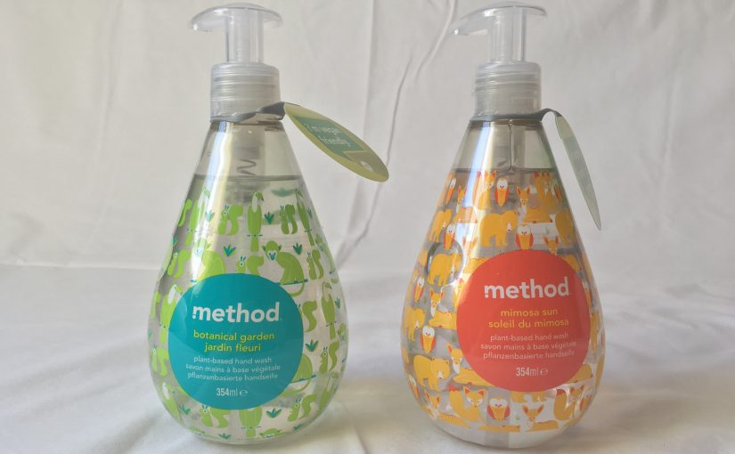 Produkttest- Handseifen-Duo von method