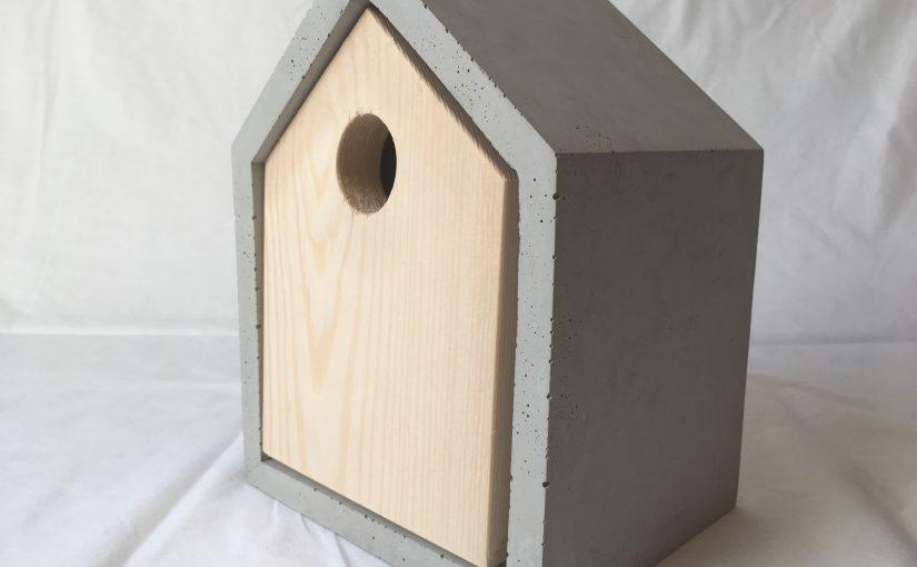 Gewinnspiel – Vogelhaus von Betoniu