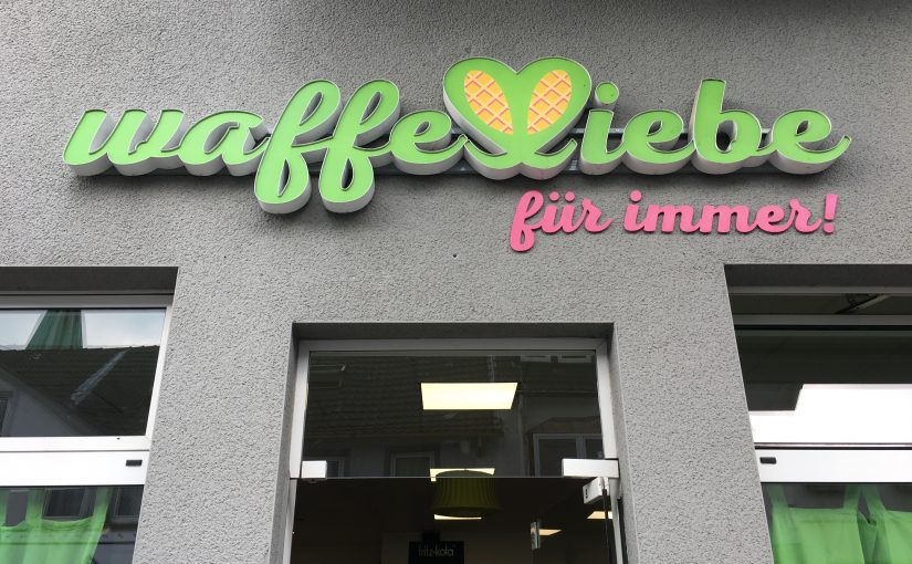 Waffelcafétest – waffelliebe in Iserlohn