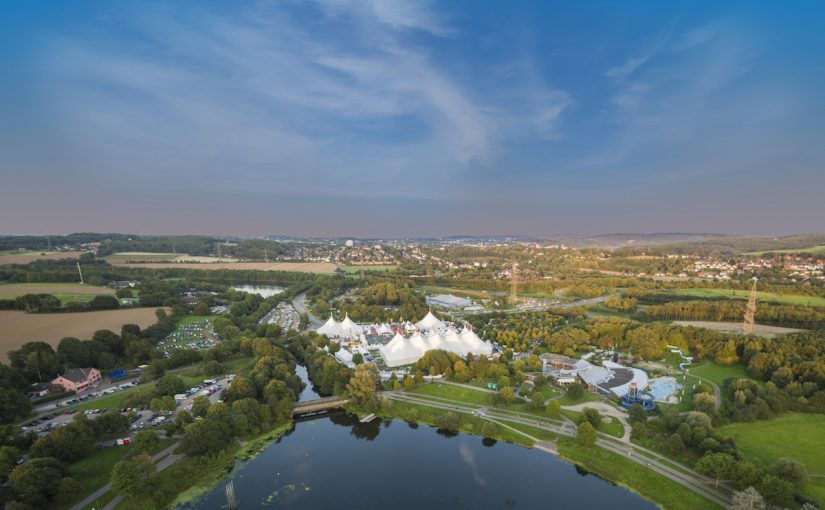 Zeltfestival Ruhr im Ticket-Taumel: Der Vorverkauf geht in die heiße Phase – 8 von 42 Shows ausverkauft!