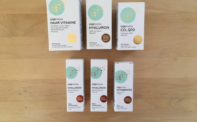Anti-Aging Produkte von Cosphera