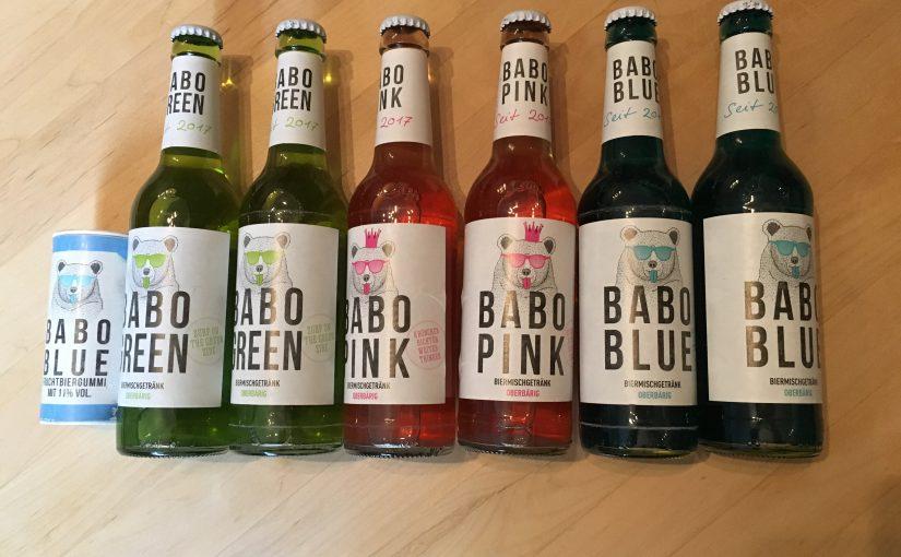 Blau, beerig und süffig? Babo Blue Erfrischungsgetränke im Test