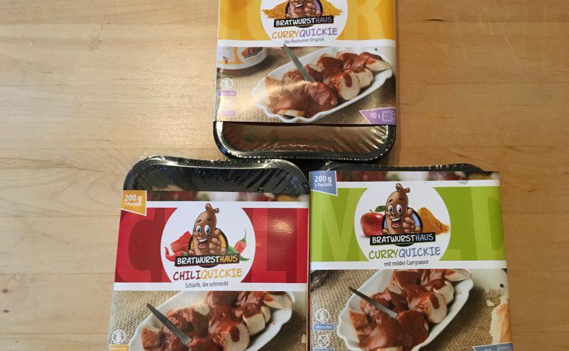 Currywurst mal als Quickie