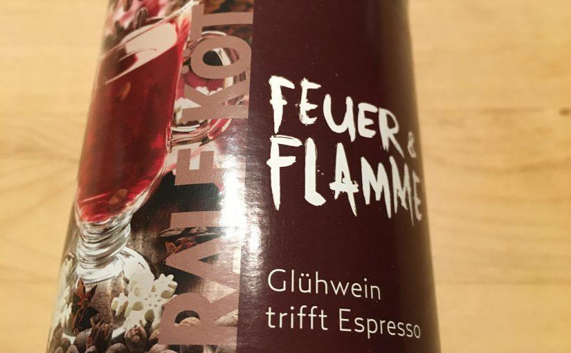Wie schmeckt Glühwein mit Espresso?