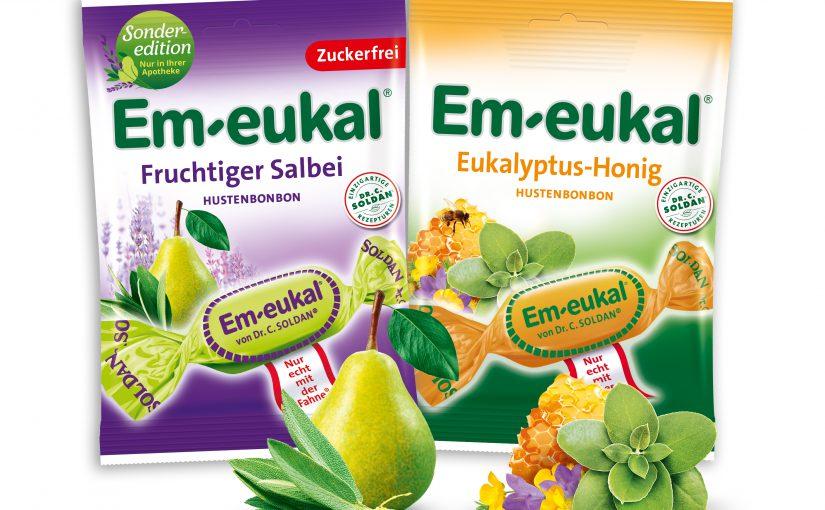 Mit Em-eukal in die Erkältungszeit