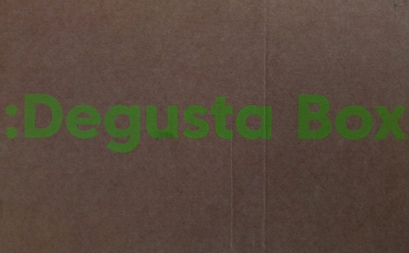 "Unboxing – Die Degusta ""Garten Party"" Box"