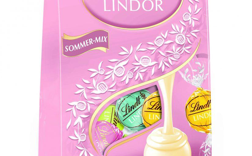 Sommerfrüchte im schokoladenen Gewand – Der LINDOR Sommer-Mix im Test
