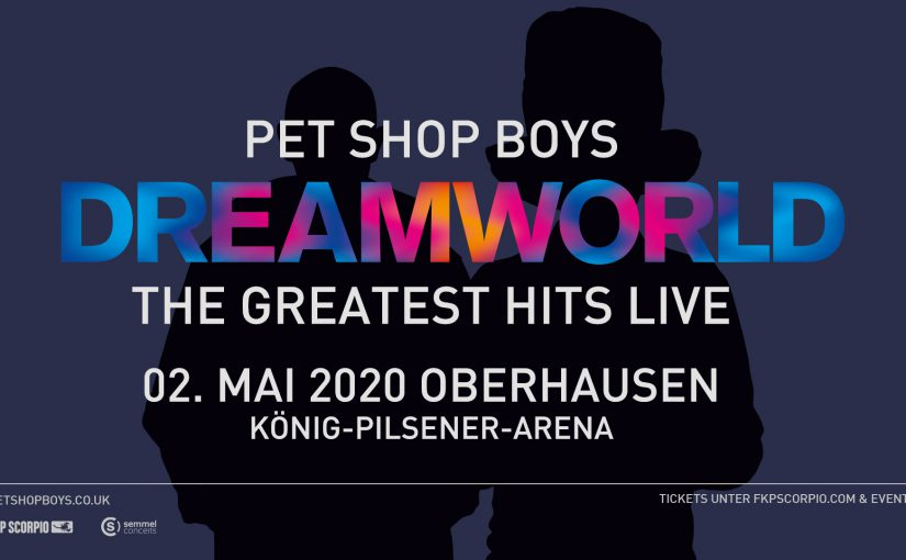 "Pet Shop Boys ""Dreamworld – The Greatest Hits Live""-Tour"