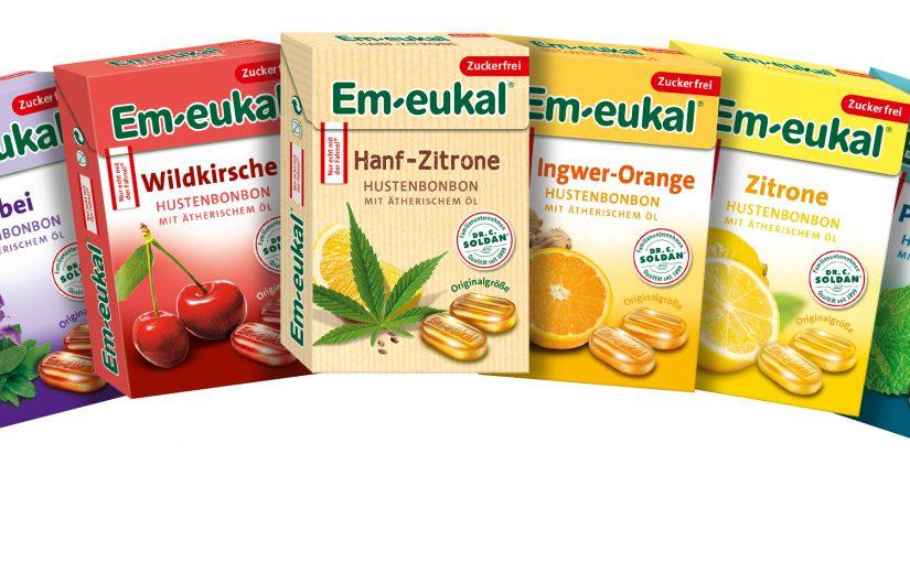"""Em-eukal MINIS für unterwegs – das """"Unboxing bei EnjoyNews"""""""
