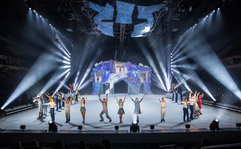 """CRYSTAL – die """"coolste"""" Cirque du Soleil-Show"""