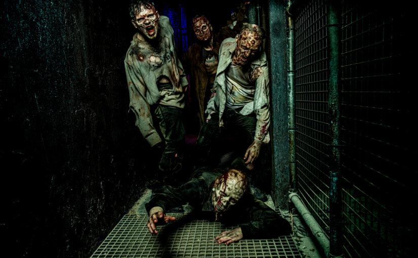 Horror Nights – Traumatica ab 1. Oktober